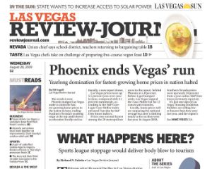 Las Vegas Newspaper