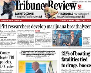 tribune review valley news dispatch edition subscription discount newspaper deals